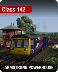Class 142 Diesel Multiple Unit Pack