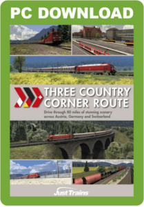 Three Country Corner Route