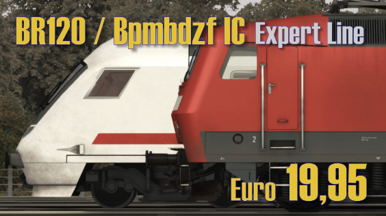 BR120 / Bpmbdzf IC ExpertLine