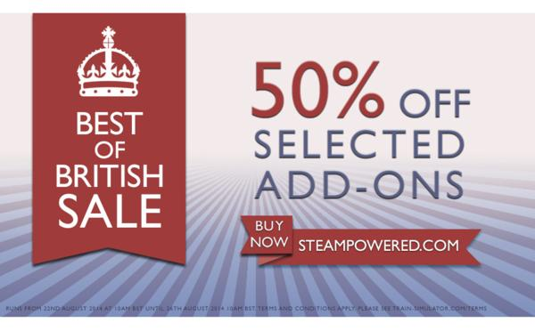 Best of BRITISH SALE